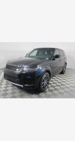 2021 Land Rover Range Rover Sport HSE Silver Edition for sale 101494746