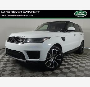 2021 Land Rover Range Rover Sport HSE Silver Edition for sale 101494750