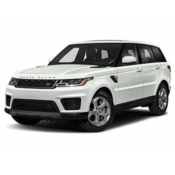 2021 Land Rover Range Rover Sport HST for sale 101499704