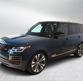2021 Land Rover Range Rover SV Autobiography Dynamic for sale 101431645