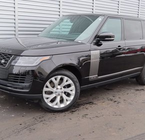 2021 Land Rover Range Rover for sale 101432280