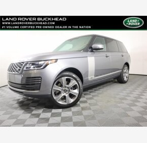2021 Land Rover Range Rover for sale 101460407