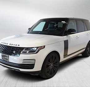 2021 Land Rover Range Rover for sale 101460799
