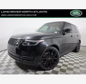 2021 Land Rover Range Rover for sale 101462652