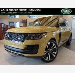 2021 Land Rover Range Rover for sale 101477039