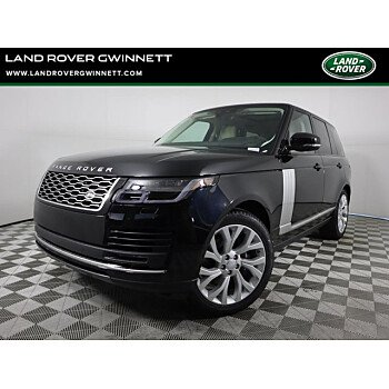 2021 Land Rover Range Rover for sale 101484667