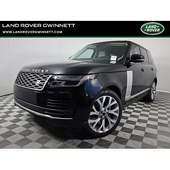 2021 Land Rover Range Rover for sale 101484677