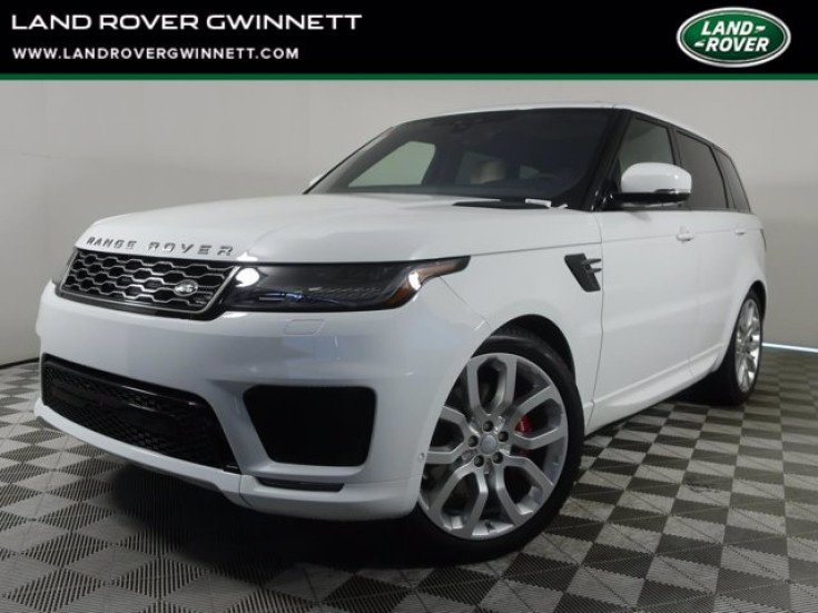 2021 Land Rover Range Rover HSE Dynamic for sale 101484679