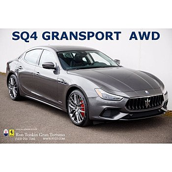 2021 Maserati Ghibli for sale 101483827