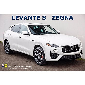 2021 Maserati Levante for sale 101426766