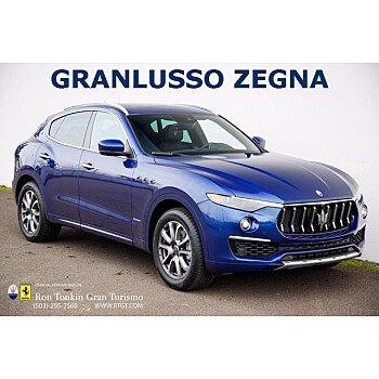 2021 Maserati Levante GranLusso for sale 101426767