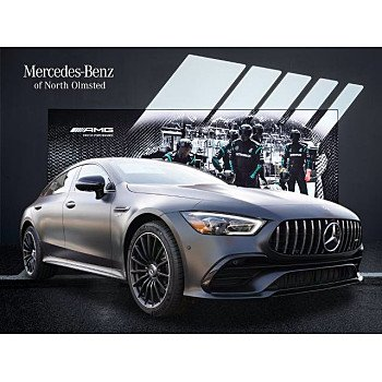 2021 Mercedes-Benz AMG GT for sale 101416600