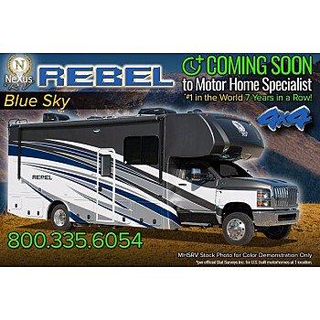 2021 Nexus Rebel for sale 300244098