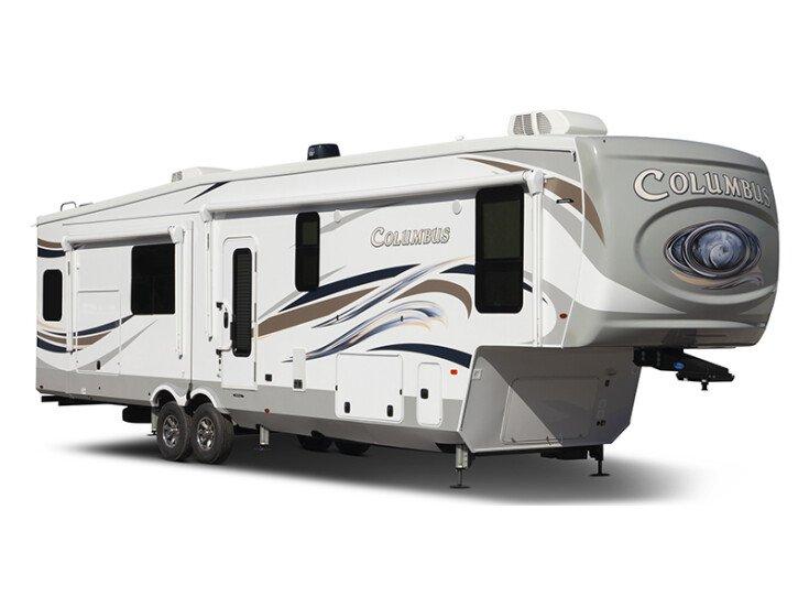 2021 Palomino Columbus 298RLC specifications
