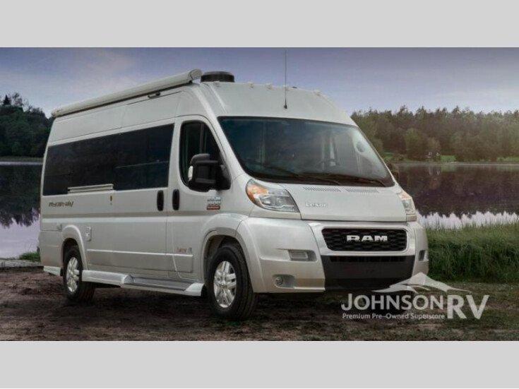 2021 Pleasure-way Lexor for sale 300265533