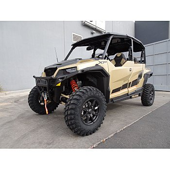 2021 Polaris General XP 4 1000 Deluxe Ride Command Package for sale 201067764