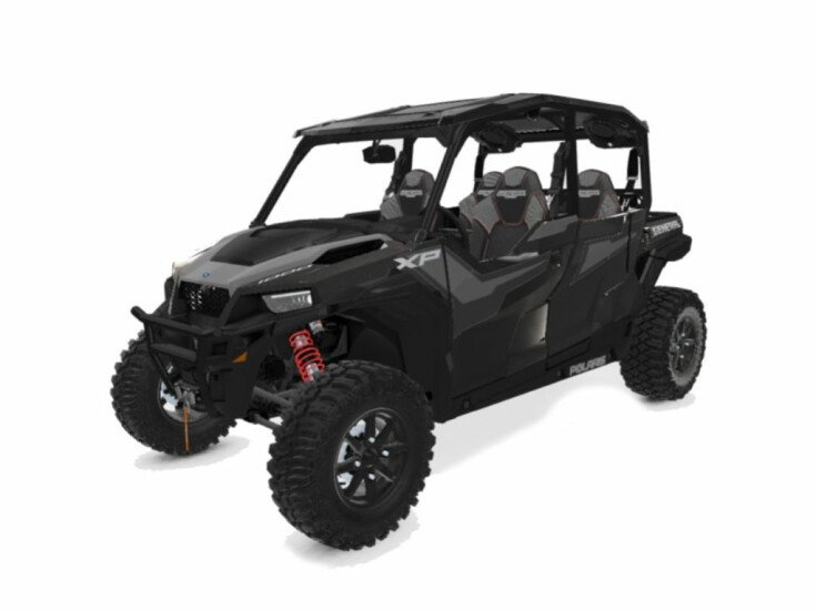 2021 Polaris General XP 4 1000 Deluxe Ride Command Package for sale 201081445