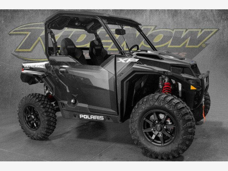 2021 Polaris General XP 1000 Deluxe Ride Command Package for sale 201167592