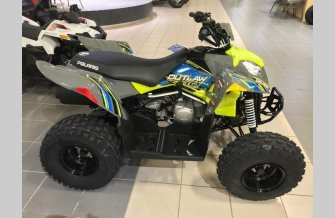 2021 Polaris Outlaw 110 for sale 201038966
