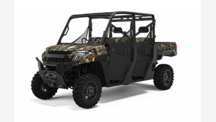 2021 Polaris Ranger Crew XP 1000 for sale 200996917