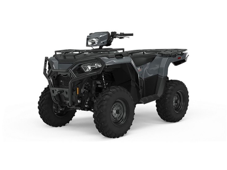 2021 Polaris Sportsman 570 Utility HD LE specifications