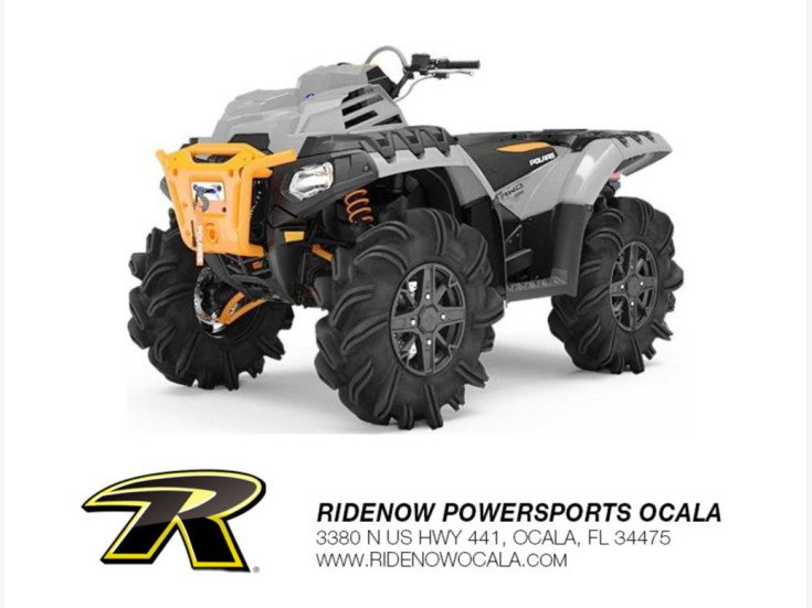 2021 Polaris Sportsman XP 1000 High Lifter Edition for sale 201081282