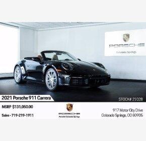 2021 Porsche 911 for sale 101407997