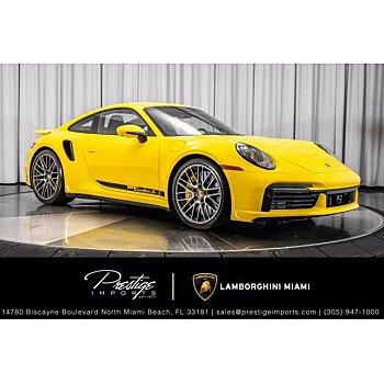 2021 Porsche 911 Turbo S for sale 101528867