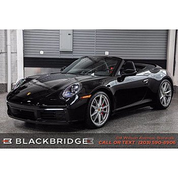 2021 Porsche 911 Carrera S Cabriolet for sale 101569815