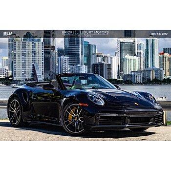 2021 Porsche 911 Turbo S for sale 101602302