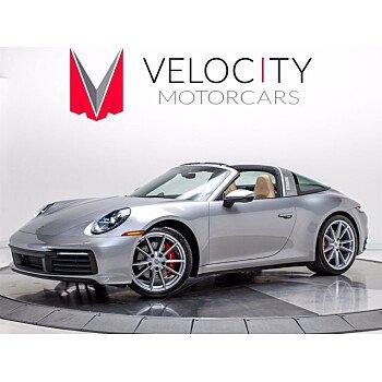 2021 Porsche 911 Targa 4S for sale 101609904