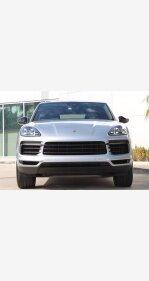 2021 Porsche Cayenne for sale 101401490