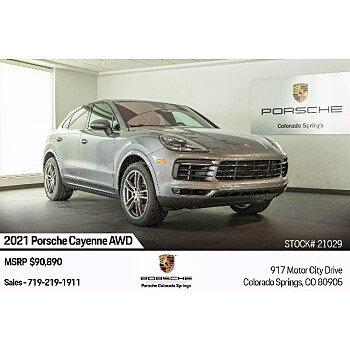 2021 Porsche Cayenne for sale 101407998