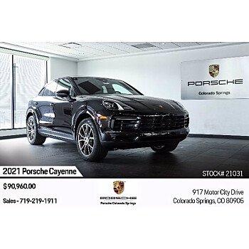 2021 Porsche Cayenne for sale 101410902