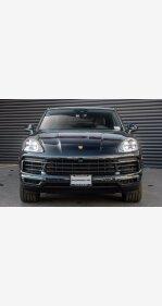 2021 Porsche Cayenne for sale 101415274