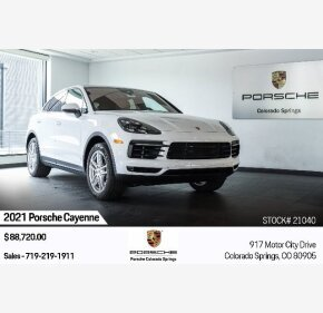 2021 Porsche Cayenne for sale 101415415