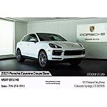 2021 Porsche Cayenne for sale 101555245