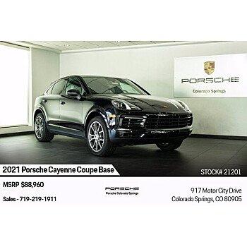 2021 Porsche Cayenne for sale 101567091