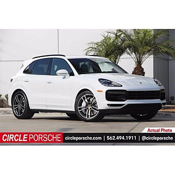 2021 Porsche Cayenne Turbo for sale 101389974
