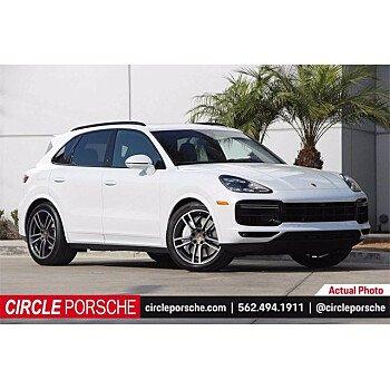 2021 Porsche Cayenne Turbo for sale 101389974