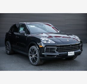2021 Porsche Cayenne S for sale 101395756