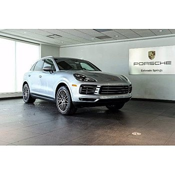 2021 Porsche Cayenne for sale 101397516