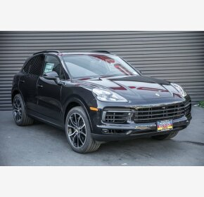 2021 Porsche Cayenne for sale 101398009