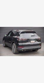 2021 Porsche Cayenne for sale 101399220
