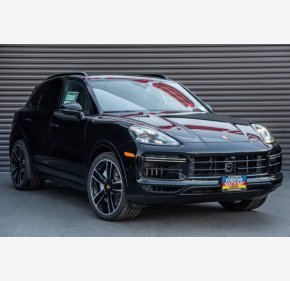 2021 Porsche Cayenne Turbo for sale 101403343