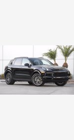 2021 Porsche Cayenne S for sale 101415808