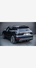 2021 Porsche Cayenne Turbo for sale 101421999