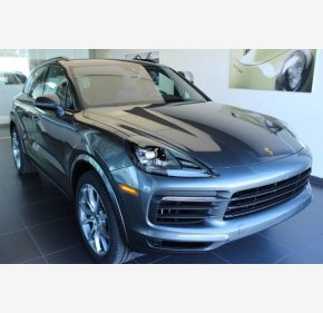 2021 Porsche Cayenne for sale 101446175