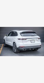 2021 Porsche Cayenne for sale 101452060
