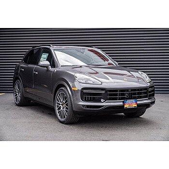 2021 Porsche Cayenne Turbo for sale 101498232